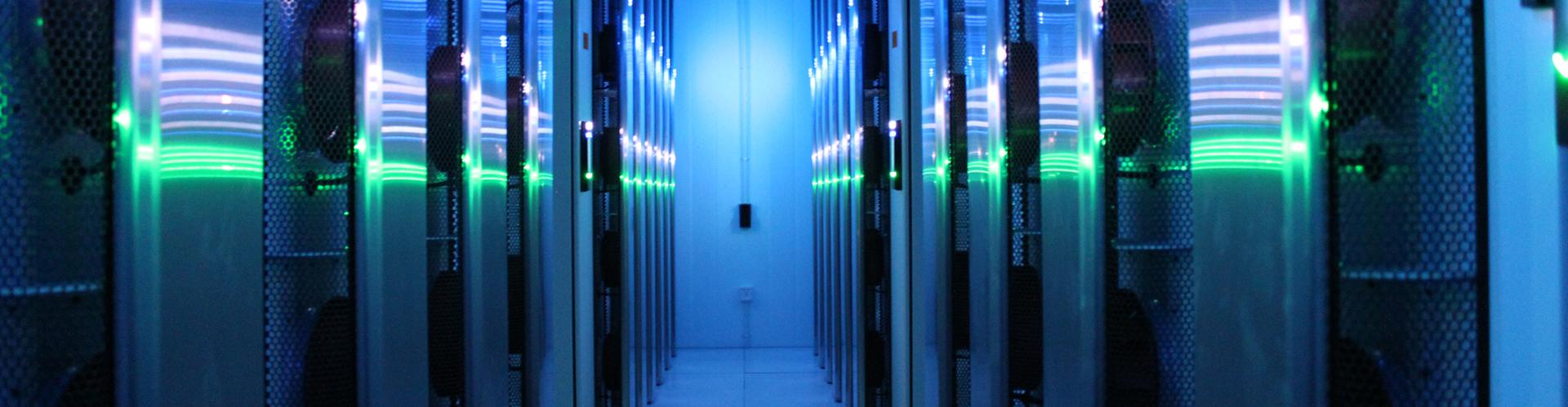 High performance computing data centres