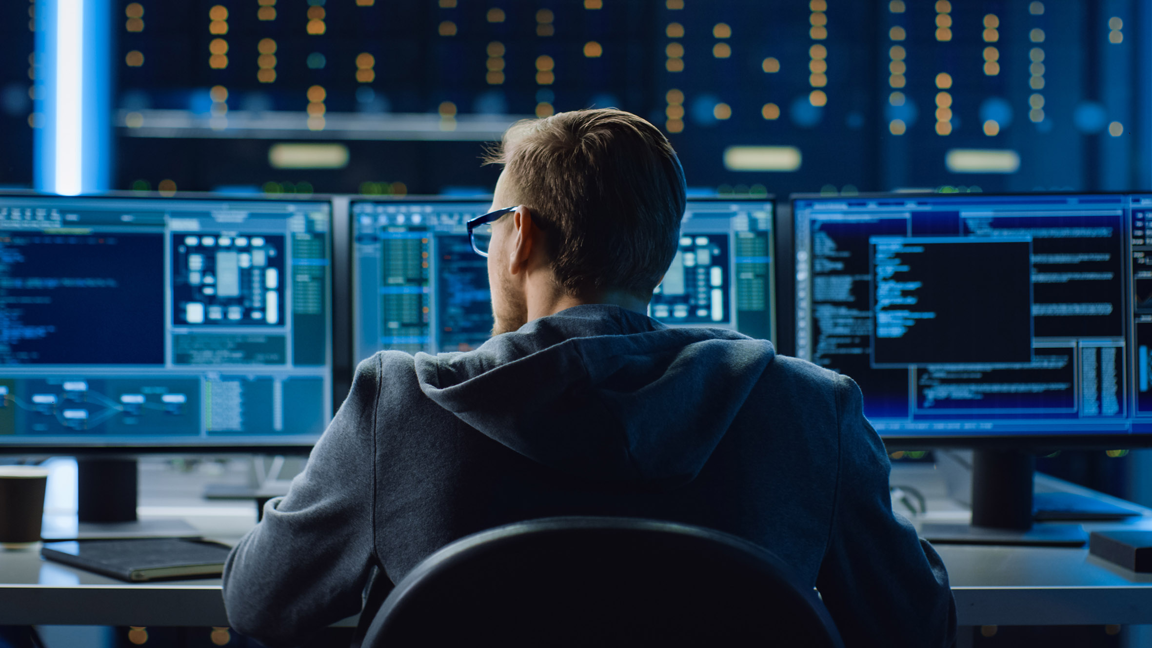 Data centre monitoring
